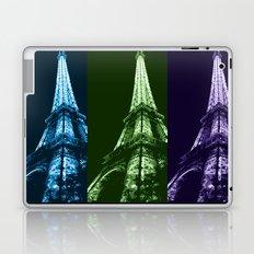 Triple tower Laptop & iPad Skin