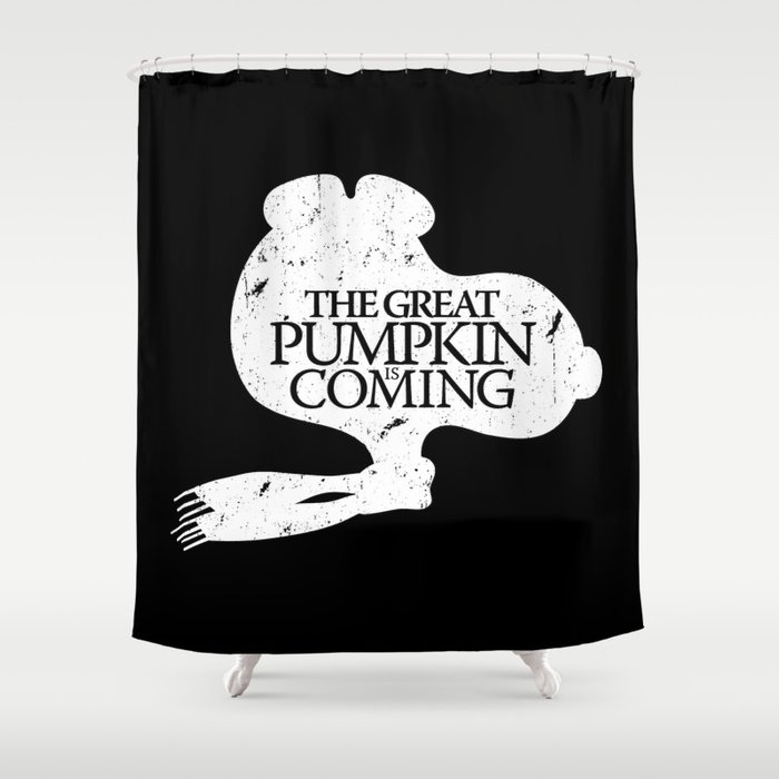 Game Of Peanuts Shower Curtain