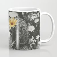 the lights Mugs featuring Lights by Sarah Eisenlohr