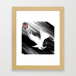 besiktas Framed Art Print