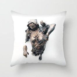Agroterium Throw Pillow