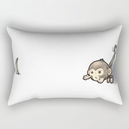 Reeeach Rectangular Pillow