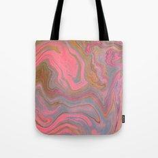 distortion Tote Bag