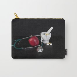 Healthy eating and lifestyle Carry-All Pouch