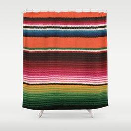 BEAUTIFUL MEXICAN SERAPE Shower Curtain
