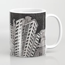 Dublin Theatres Coffee Mug
