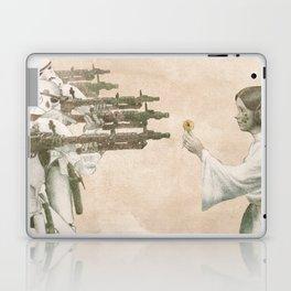 Flowers for Alderaan Laptop & iPad Skin