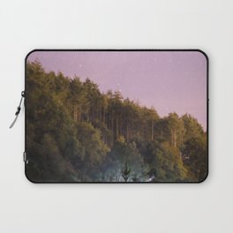 Daynight woodland activities Laptop Sleeve