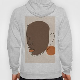 African American women face colors of beauty Hoody