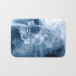 Crystal & Feathers Bath Mat