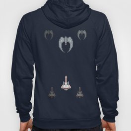 Epic Space Battle Hoody
