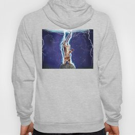 Lightning Cat Hoody