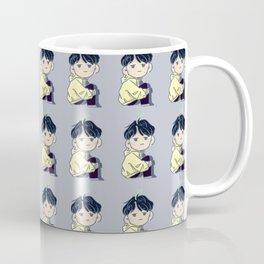 BTS SUGA | Min YoonGi Fanart Pattern Coffee Mug