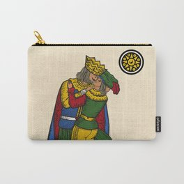 The Kiss (Neapolitan cards) Carry-All Pouch