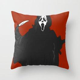 Hallo Throw Pillow