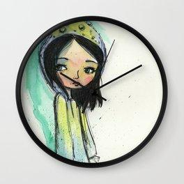The Garden Gnome Wall Clock