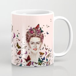 Frida Kahlo - Mexico Coffee Mug