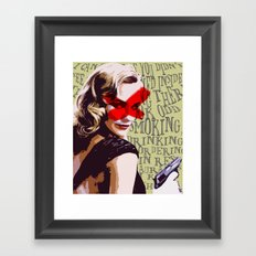 Hammersmark Framed Art Print
