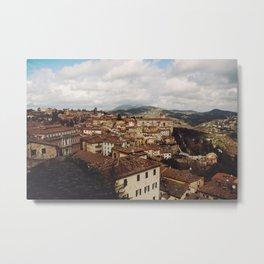 Perugia Metal Print