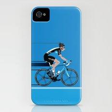 Bradley Wiggins Team Sky iPhone (4, 4s) Slim Case