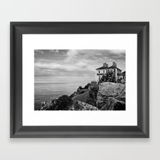 Howth Home Framed Art Print