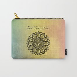 Henry James - The Right Time Carry-All Pouch