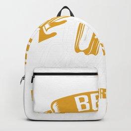 I make Beer disappear Backpack