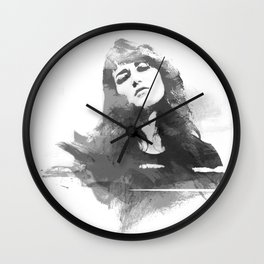 Martha Argerich Wall Clock