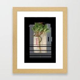 Host of OFF Framed Art Print