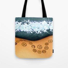 Gears Tote Bag