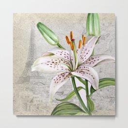 Macro Flower #3 Metal Print