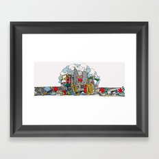 Chicago Made Framed Art Print
