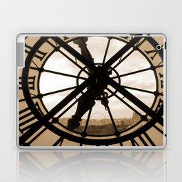 Parisian time Laptop & iPad Skin