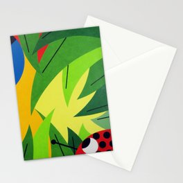 Flowers - Paint Stationery Cards