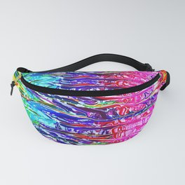 """ Rainbow Painting"" Fanny Pack"