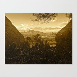 Papago Park Canvas Print