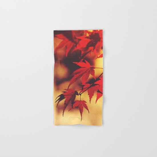Indian Summer 3 Hand & Bath Towel