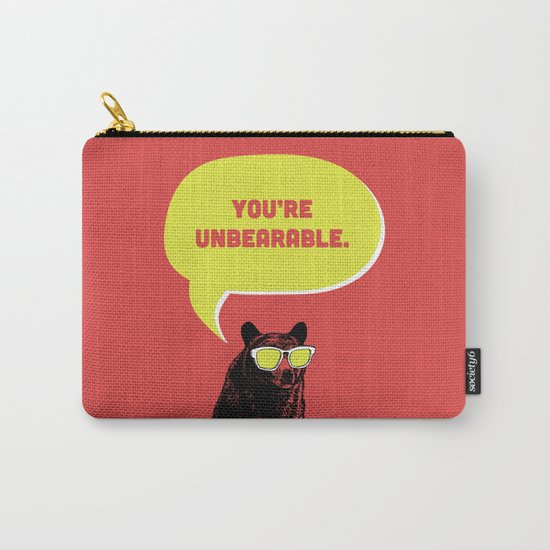 Unbearable Carry-All Pouch
