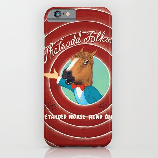 That Is Odd iPhone & iPod Case