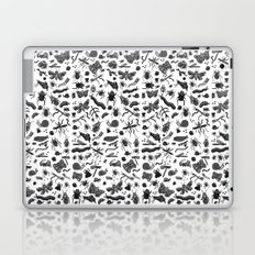 letter I - insects Laptop & iPad Skin
