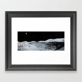 Sampling Shorty Framed Art Print