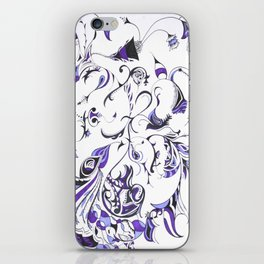 Exaustion iPhone Skin