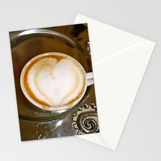 Coffee Has My Heart Stationery Cards