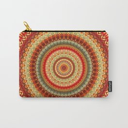 Mandala 321 Carry-All Pouch
