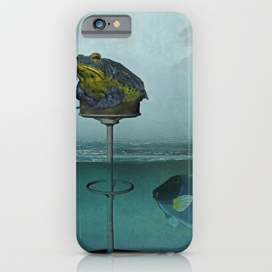 Toadstool Obviously iPhone & iPod Case