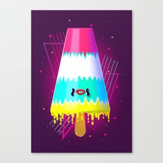 Popsicle III Canvas Print