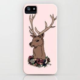 Cerf iPhone Case