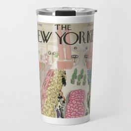The New Yorker - 03/1932 Travel Mug