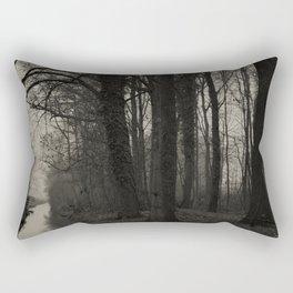 Winterscenery Rectangular Pillow
