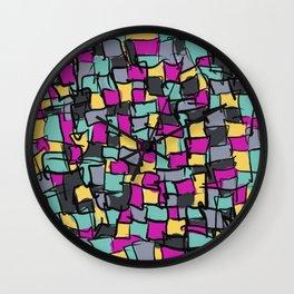 Caw Caw 2 Wall Clock